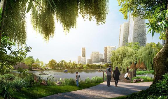 green tech city 4